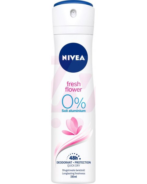 NIVEA Fresh Flower Dezodorant w aerozolu 150 ml