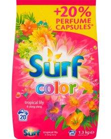 Surf Color Tropical Lily & Ylang Ylang Proszek do prania 1,3 kg (20 prań)