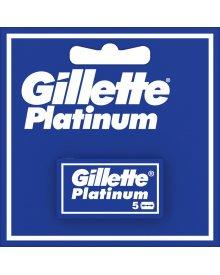 Gillette Double Edge Platinum żyletki do maszynki dla mężczyzn 5szt