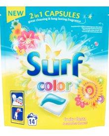 Surf Color Fruity Fiesta & Summer Flowers Kapsułki do prania 337 g (14 sztuk)