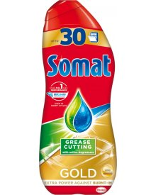 Somat Gold Żel do mycia naczyń w zmywarkach 540 ml
