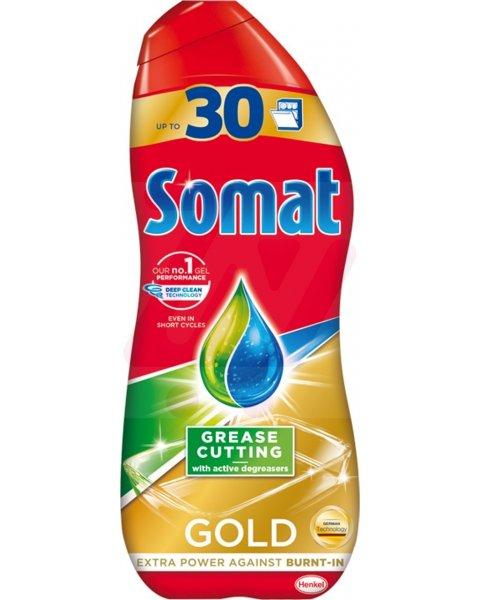 Somat Gold Żel do mycia naczyń w zmywarkach 540 ml
