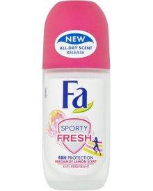 Fa Sporty Fresh 48h Antyperspirant w kulce 50 ml
