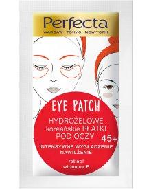 Perfecta Eye Patch 45+ Hydrożelowe płatki pod oczy intensywnie wygładzające 2szt