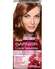 Garnier Color Sensation Farba do włosów 6.35 jasny kasztan