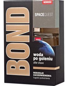 Bond Woda po goleniu Spacequest 100ml
