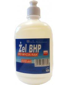 Delko Professional żel profesjonalny BHP do mycia rąk 500ml