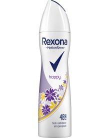 Rexona Happy Antyperspirant w aerozolu dla kobiet 150 ml