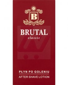 Brutal Classic Płyn po goleniu 100 ml