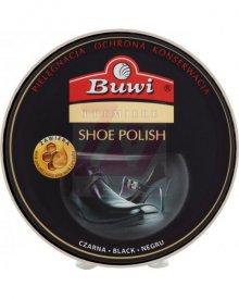Buwi Premiere Pasta do obuwia czarna 40 ml