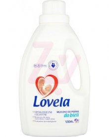 Lovela Hipoalergiczne mleczko do prania do bieli 1,504 l (16 prań)