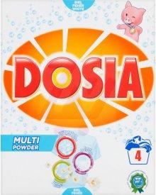 Dosia Multi Powder Proszek do prania tkanin białych 300 g (4 prania)