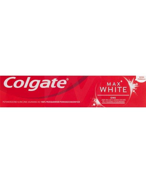 Colgate Max White One Pasta z fluorem 75 ml