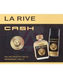 LA RIVE CASH ZESTAW UPOMINKOWY