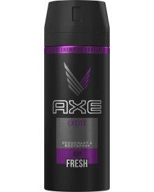 Axe Excite Dezodorant w aerozolu dla mężczyzn 150 ml