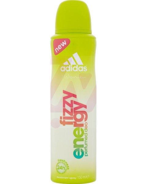 Adidas Fizzy Energy Dezodorant w sprayu dla kobiet 150 ml