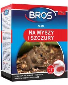 BROS pasta na myszy i szczury 2kg