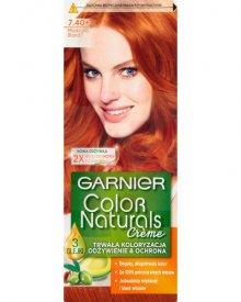 Garnier Color Naturals Crème Farba do włosów miedziany blond 7.40+