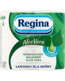 Regina Aloe Vera Papier toaletowy 4 rolki