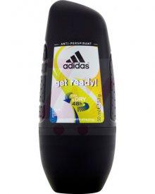 Adidas Get Ready! Dezodorant antyperspirant w kulce dla mężczyzn 50 ml