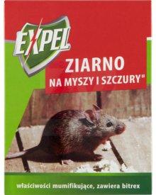 Expel Ziarno na myszy i szczury 300 g