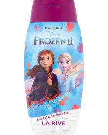 LA RIVE Disney Frozen II Szampon i płyn do kąpieli 2 w 1 dla dzieci powyżej 3. roku życia 250 ml
