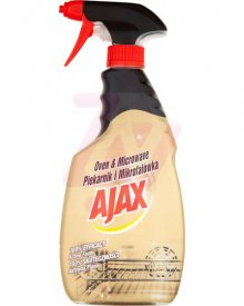 Ajax Środek czyszczący piekarnik i mikrofalówka 500 ml