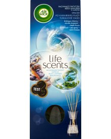 Air Wick Life Scents Pachnące patyczki o zapachu spacer po karaibskiej plaży 30 ml