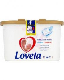 Lovela Hipoalergiczne kapsułki do prania do bieli i kolorów 228 ml (12 x 19 ml)