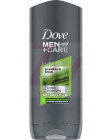 Dove Men+Care Elements Żel pod prysznic 400 ml