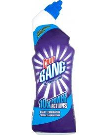 Cillit Bang Trudne zabrudzenia Produkt do czyszczenia i dezynfekcji muszli toaletowej 750 ml