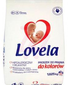 Lovela Hipoalergiczny proszek do prania do kolorów 1,625 kg (13 prań)