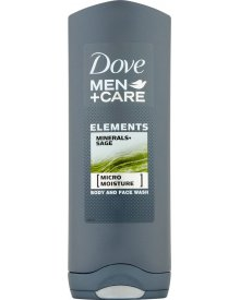 Dove Men+Care Elements Minerals+Sage Żel pod prysznic 250 ml