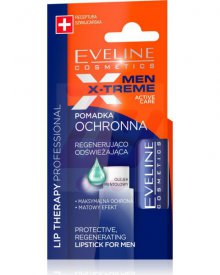 Lip Therapy Professional Men X-Treme pomadka ochronna regenerująco odświeżająca