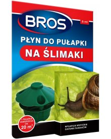 BROS płyn do pułapki na ślimaki 5ml