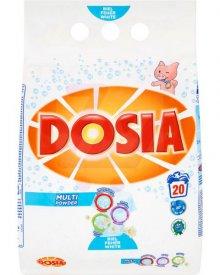 Dosia Multi Powder Proszek do prania tkanin białych 1,4 kg (20 prań)