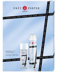 Prêt-à-Porter Classic zestaw kosmetyków deo atomizer + dezodorant