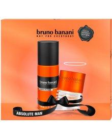 Bruno Banani Absolute Man zestaw kosmetyków EDT 30ml + dezodorant