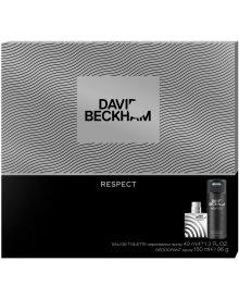 David Beckham RESPECT zestaw kosmetyków EDT 40ml + dezodorant