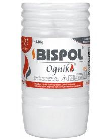 Bispol Ognik WP2 140g wkład do zniczy parafinowy 1szt