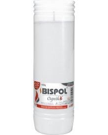 Bispol Ognik WP5 440g wkład do zniczy parafinowy 1szt
