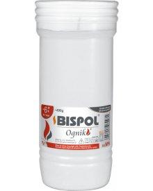 Bispol Ognik WP6 490g wkład do zniczy parafinowy 1szt