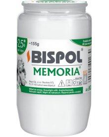 Bispol Memoria W03 155g wkład do zniczy olejowy 1szt