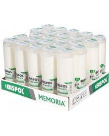 Bispol Memoria W06 330g wkład do zniczy olejowy 1szt
