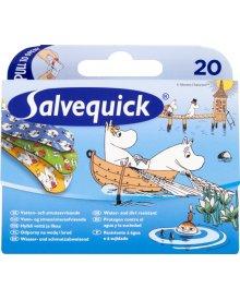Salvequick Plastry 20 sztuk