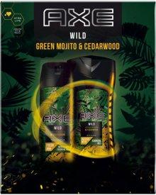 Axe Wild Green Mojito & Cedarwood Zestaw