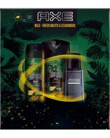 Axe Wild Green Mojito & Cedarwood Zestaw kosmetyków