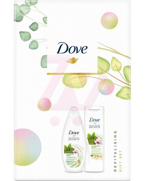 Dove Nourishing Secrets Revitalising Zestaw kosmetyków