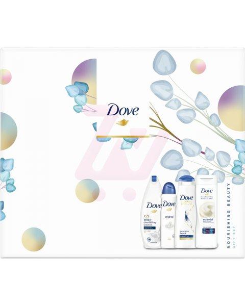Dove Nourishing Secrets Nourishing Beauty Zestaw kosmetyków