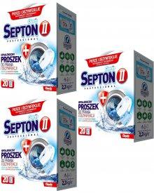Septon II Professional proszek do prania i dezynfekcji 2,3kg